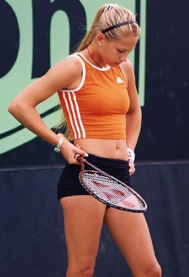 anna kournikova tennis pictures
