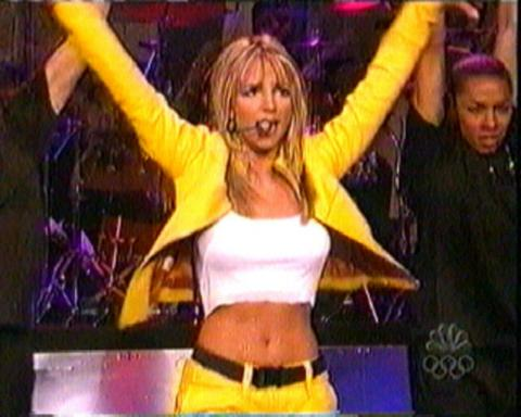 Britney Spears Body Shot