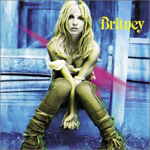Britney CD Cover