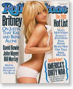 Britney - 10-2003 Rolling Stone Cover