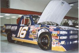 DEI NCTS #16 Truck Image