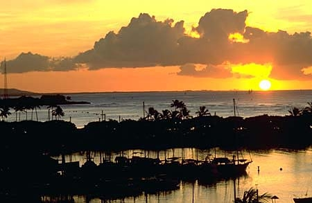 Hawai'i Image - Sunset