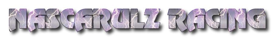 NASCARULZ Racing Banner - Title
