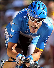 2006 Tour de France Image - George Hincapie